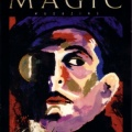 One of Dean's Paintings on the Cover of MAGIC Magazine